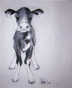 Akrylmålning i original. 60x70cm. Såld