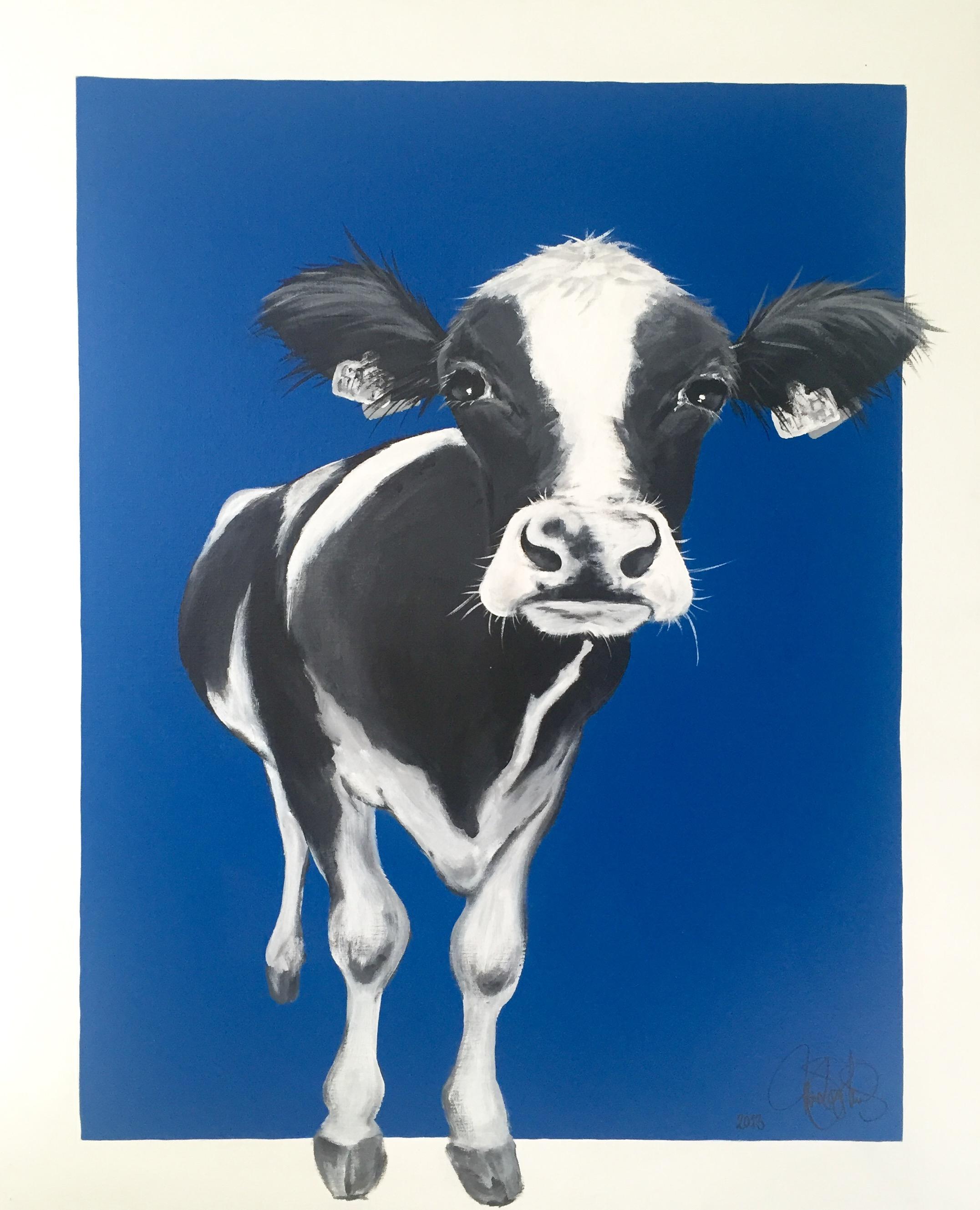 Originalmålning i akryl på uppspänd canvasduk. 80x100cm. till Salu för 6900kr